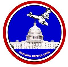 National Capitol Open Logo
