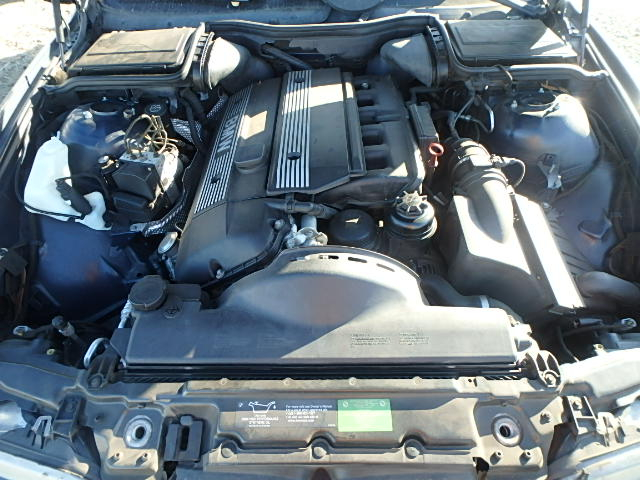 SERIES PG - 2002 bmw 530i engine