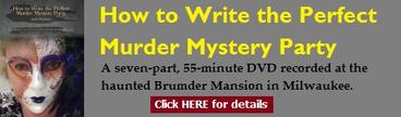 How to Write the Perfect Murder Mystery Party