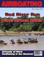 July August 2020 Airboating Magazine