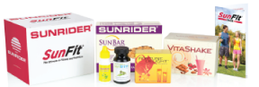 Sunrider Sunfit website