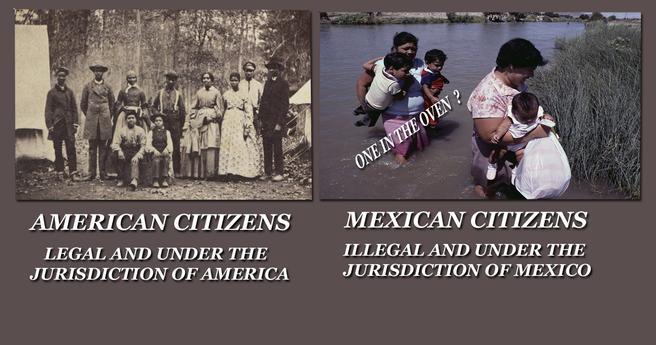 A misconstruction of the 14th Amendment