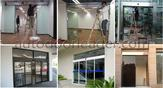 sliding door installation