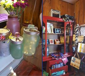 Z's Boardwalk Boutique features Unique Local Handmade Gifts and Collectibles