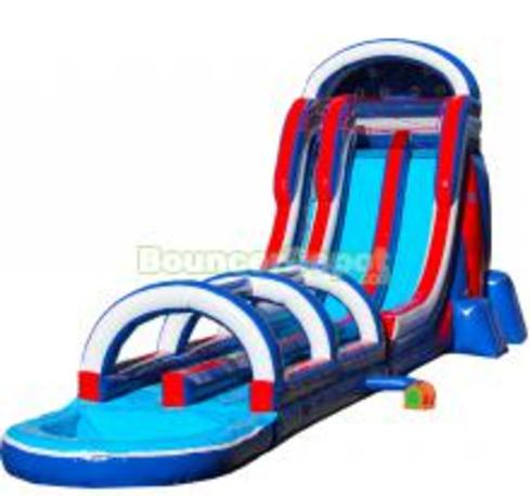 Water Slides and wet Combos