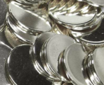 Silver Blanks, Rounds and Minted Medallions