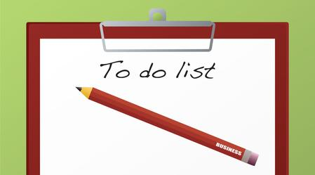 Cleaning to do list. You write down what you want cleaned and we will get to work. Hourly cleaning checklist from Always Ready Cleaning.