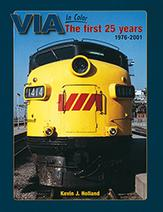 VIA In Color The First 25 Years - 1976-2001
