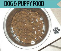 Dog & puppy food at Golf Rose Pet Store | Golf Rose Animal Services