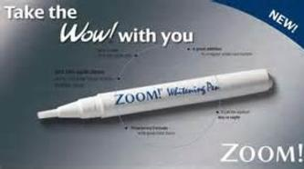 Take the Wow With You Zoom Whitening Pen