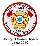 Greater Round Lake Fire Protection District - Using JT Dryers since 2010