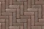 Unilock Concrete Paver Copthorne color Burnt Clay
