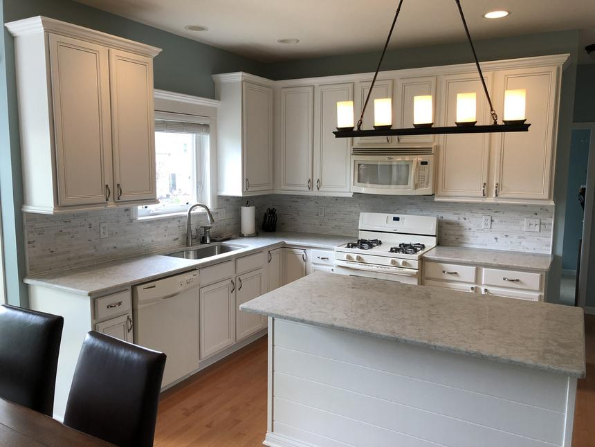 Kitchen Cabinet Painting St. Charles, IL