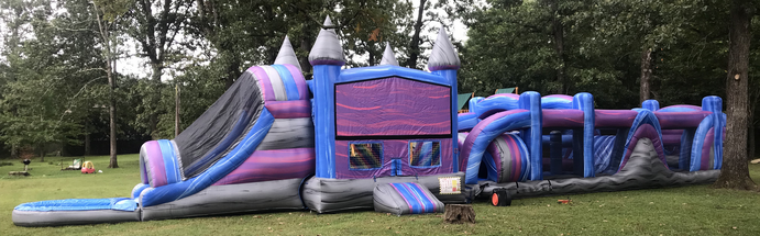 Obstacle Course Rentals Chickamauga GA