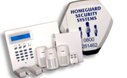 365 Total Security Homeguard Burglar Alarm