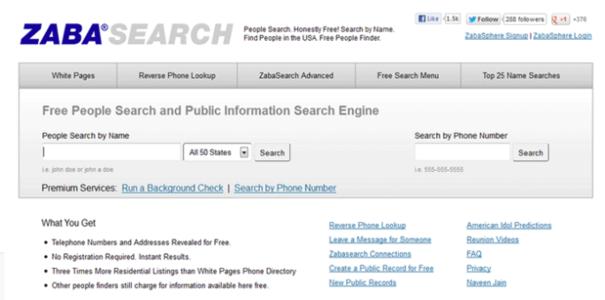 Find People   Copenhaver & Associates