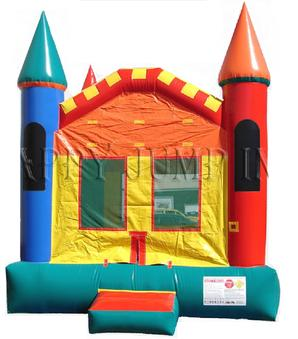 Inflatable Bouncing House Jump, and Bounce