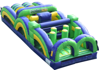 Water Slide Obstacle Course Rentals