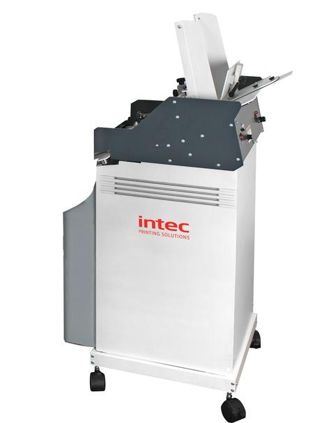 Intec digital envelope feeder