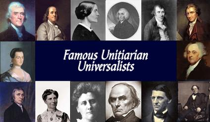 Image result for famous unitarian universalists