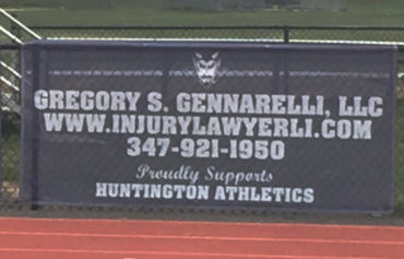 Proud to Support Huntington Athletics