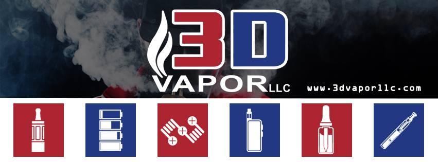 1 Vape Wholesaler - 3D Vapor
