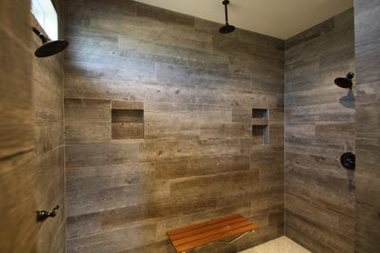 Bathroom remodel and custom showers