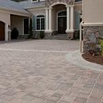 Unilock Pool Decking Paver Transition