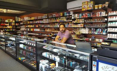 E-Juice, E-Vape, Glass, Cigars, Cigarettes, Accessories, and More.