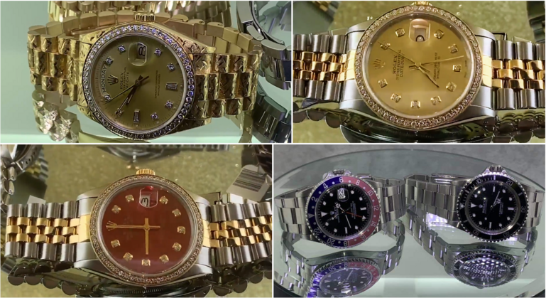 Rolex Watches - Antwerp Diamonds of Roswell