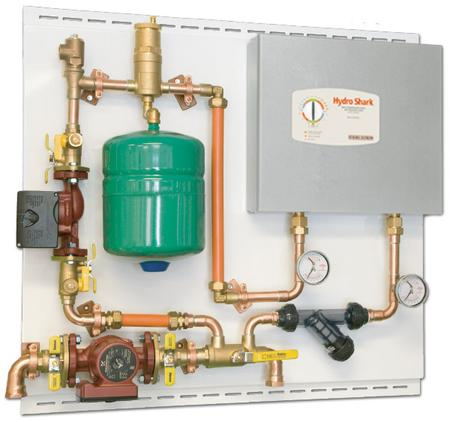 Hydro Shark Electric Modulating Microboilers for Radiant Heating