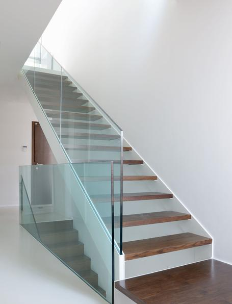 Structural Glass Canopy Systems : Balustrade glass fire door stairs structural