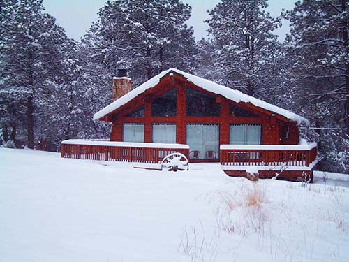 Cabin Rentals Available In Ruidoso Nm
