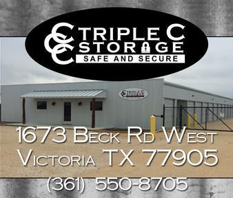 Triple C Storage In Victoria Tx About