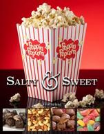 Salty and Sweet popcorn fundraising brochure