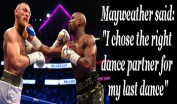 Celebrities Reactions to Mayweather Defeating McGregor!​