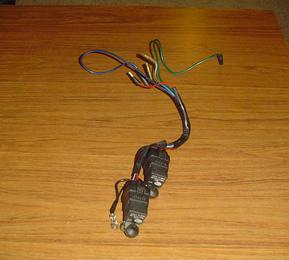 Used power trim harness with relays for a 1995 60 hp Mercury