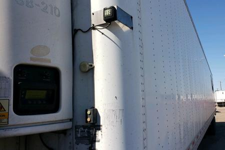2008 GREAT DANE Reefer Trailer w/Thermo King Unit #970
