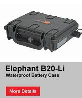 Waterproof Battery Case B20-Li