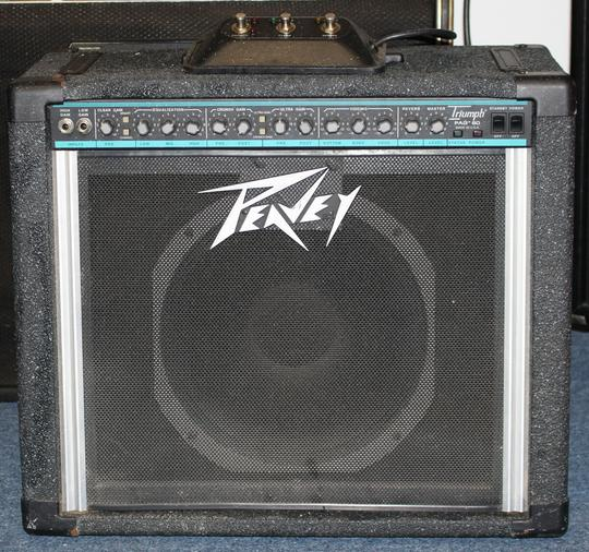 Used Amps