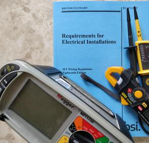 BS7671 electrical wiring standards