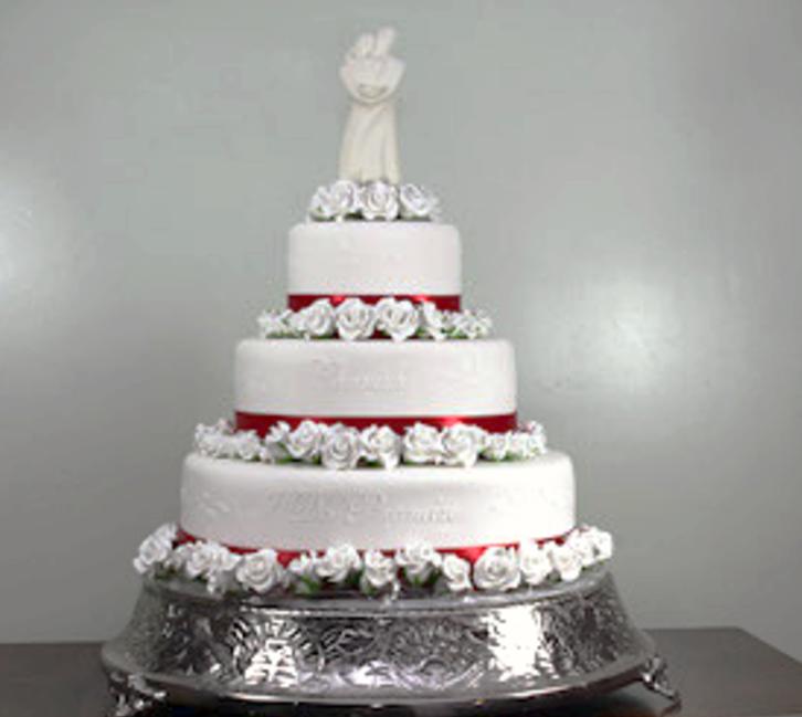 Rental Wedding Cake Costs - Wedding Cake Costs