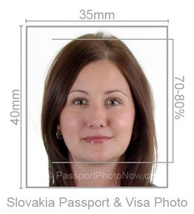 Slovakia passport visa photos printed and guaranteed to be page last updated 5012016 ccuart Images