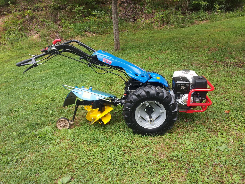 Walk Behind Tractor >> Dailey S Farm Walk Behind Tractors Bcs Tillers Bcs Tractors