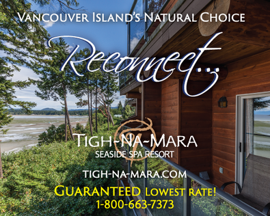 Tigh-Na-Mara Seaside Spa Resort Website