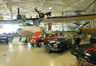 CCCC travels to NCRS event at the Warplane Heritage Museum in Mount Hope ON