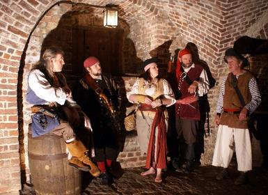 pirates of Charleston in Provost Dungeon