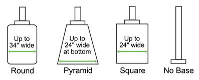 How to measure for a Poletector light pole base cover