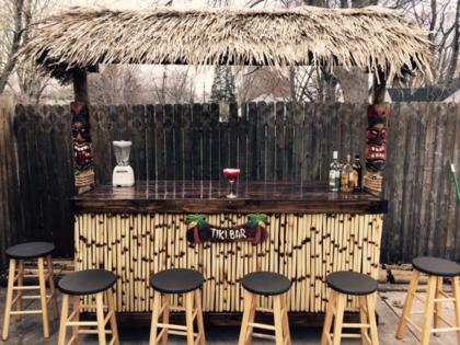 Tiki Bars and Tiki Huts for Sale - White Sands Tiki Bars ...