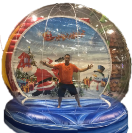 Human Snow Globe Rental Near Me